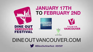Dine Out Vancouver 2014
