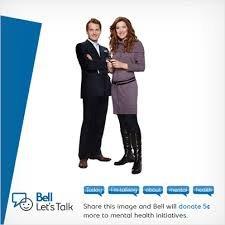 Bell Let's Talk 2014