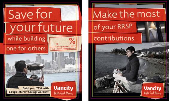 Vancity RRSP