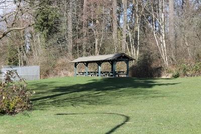 Clayton park picnic area