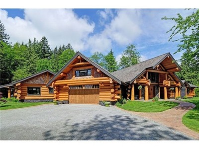 Whonnock House for sale:  5 bedroom 7,228 sq.ft. (Listed 2013-05-24)