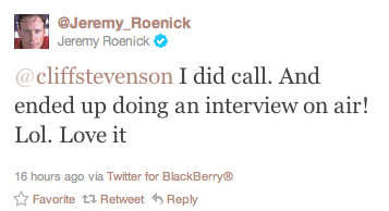 Roenick Blog 3