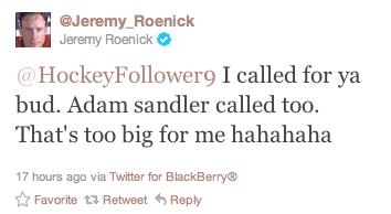 Roenick Blog 10