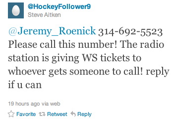 Roenick Blog 11