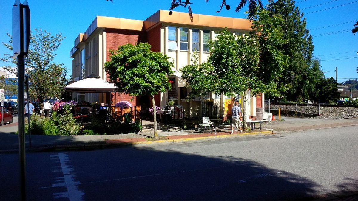 The Sea Tea Cafe - 1590 Bellevue West Vancouver