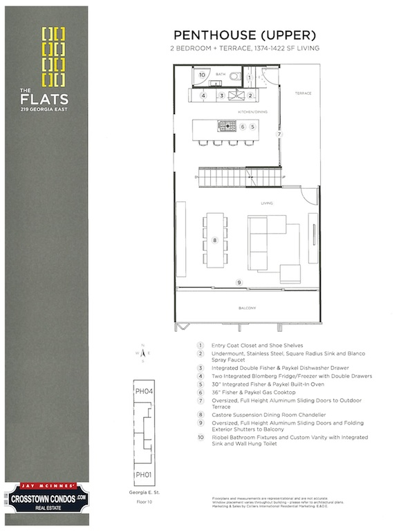 219 E Georgia Street (Plan upper penthouse) small.jpg