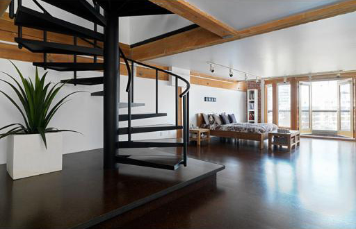 550 Beatty St (Five Fifty) - Living / Dining by Jay McInnes
