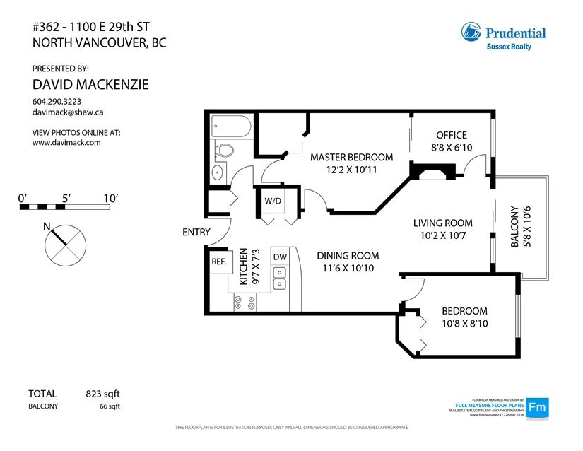 362 1100 East 29th Floorplan