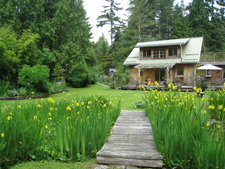 Thetis Island Island Life - 3 bdr Character Home for sale:  3 bedroom 1,738 sq.ft. (Listed 2012-05-31)