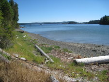 Thetis Island 3bdr OCEAN VIEW Home  for sale:  3 bedroom 1,980 sq.ft. (Listed 2012-09-06)