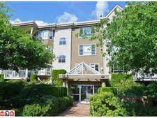 Langley Mall Condo for sale: OXFORD COURT 2 bedroom 1,044 sq.ft. (Listed 2015-10-21)