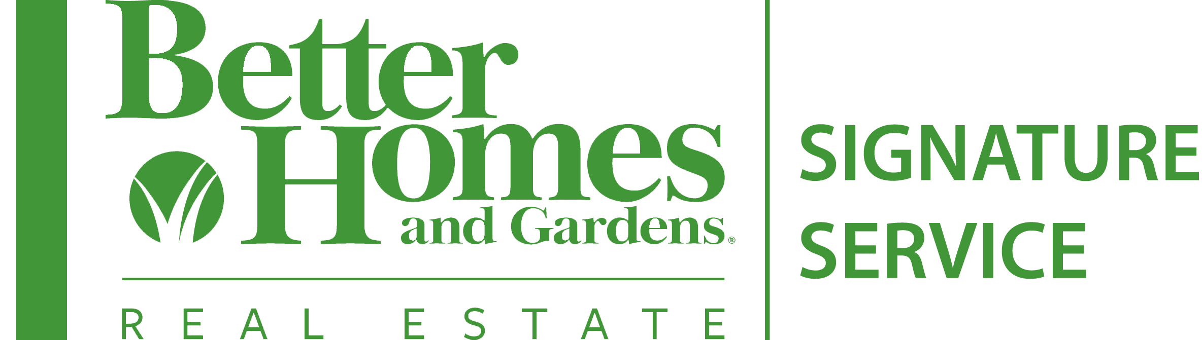 Better homes and gardens real estate signature service Bhg homes