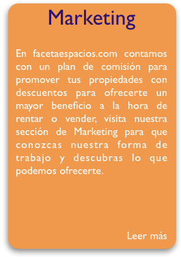 facetaespacios Marketing