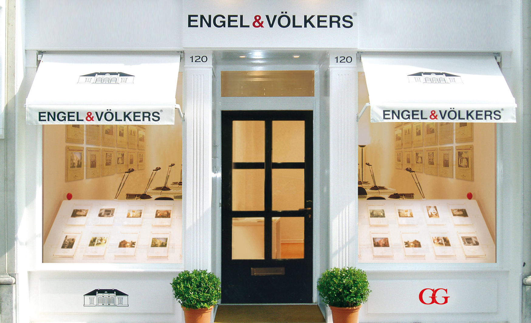 Engel and Volkers downtown Vancouver