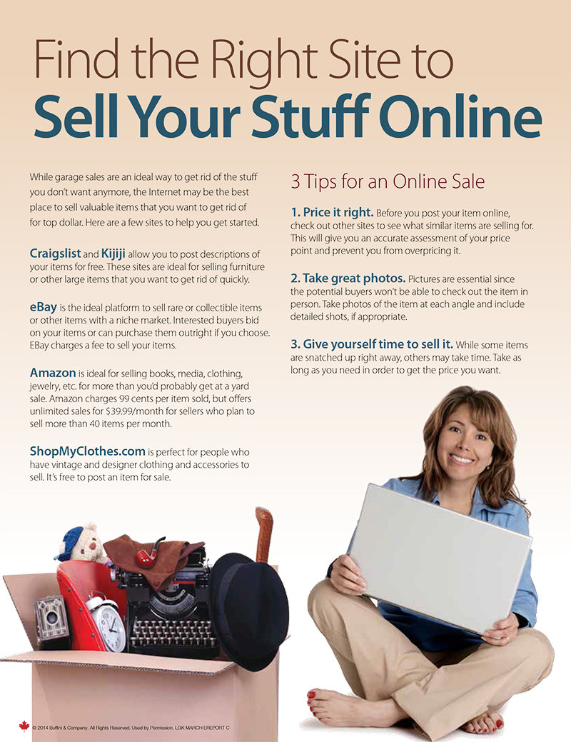 Where to sell your clothes online