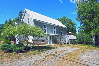 Southshore Converted Church For Sale 2 Plus 1 Listed