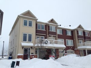 Avalon Townhouse for sale: Mattamy / Thorn Bury Model 3 bedroom  (Listed 2013-11-19)
