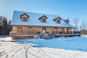 Wendover Custom Built Home for sale:  4 bedroom  (Listed 2015-01-26)