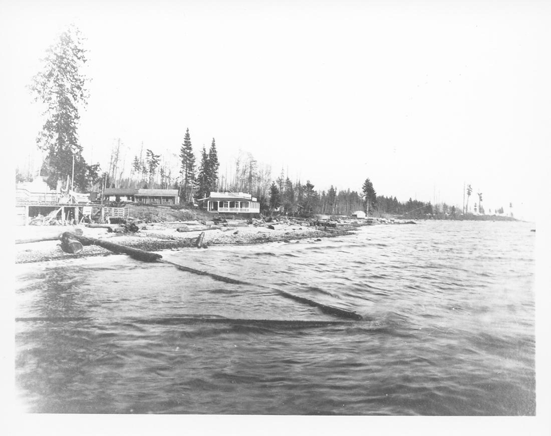 Dundarave Waterfront CIRCA 1930's