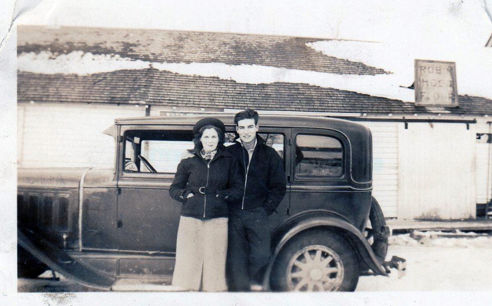 Jim & Elsie Circa 1939