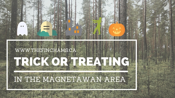 thefinchams.ca: The Definitive Guide to Trick or Treating in the Magnetawan Area