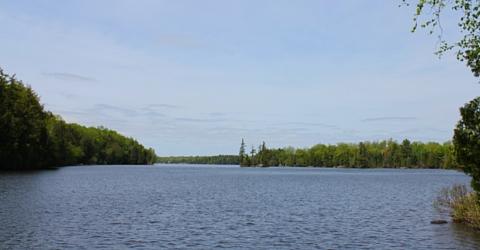 Lorimer Lake, Parry sound
