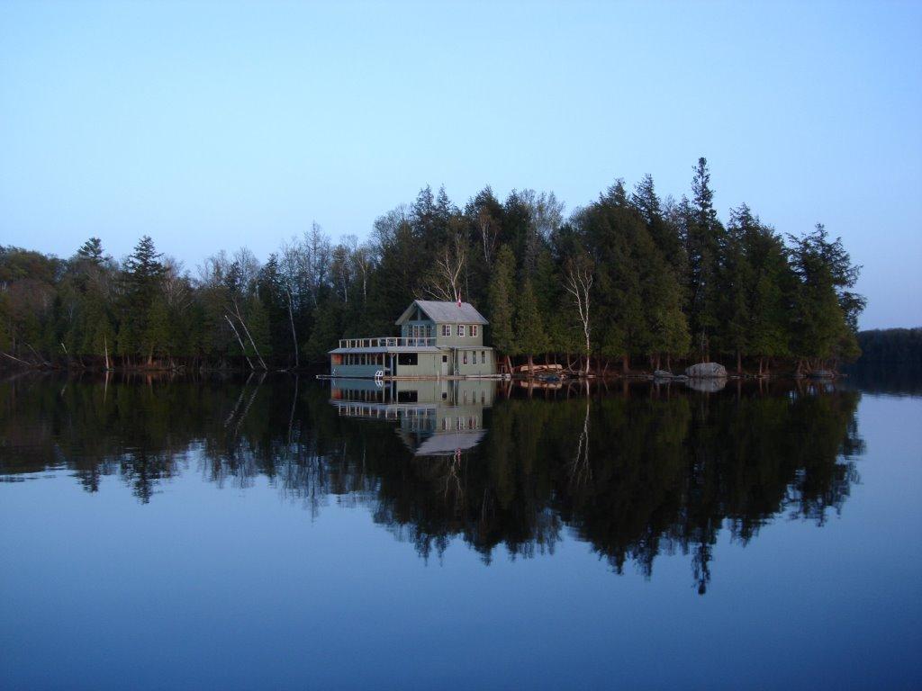 Muskoka cottage