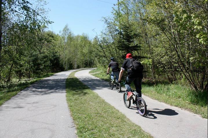 Muskoka Bike Routes
