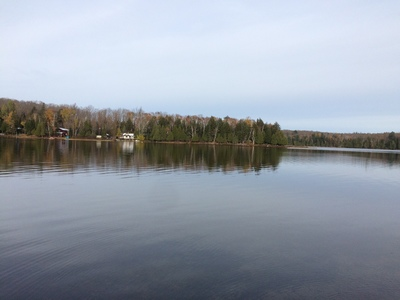Vacant Waterfront for sale on Spring Lake, Parry Sound District - 208' lakefront, 1.38 acres