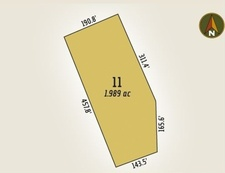 Springbank Land for sale:    (Listed 2012-10-31)