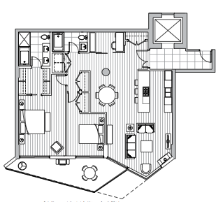 Private Residences - Plan C