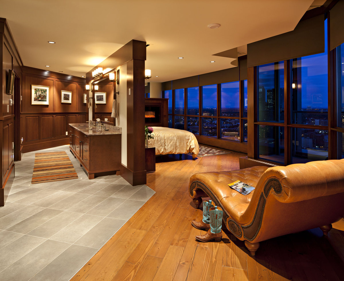 View Master Bedroom Photos For The Keynote Penthouse In