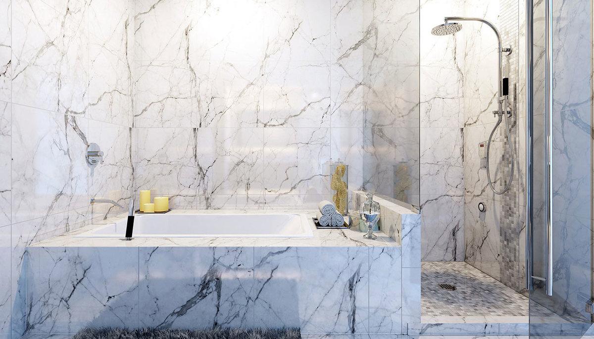 The Concord Bathroom Interior 2