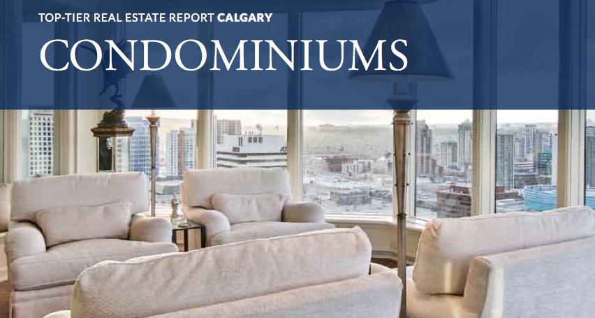 Top Tier Report Condos Calgary