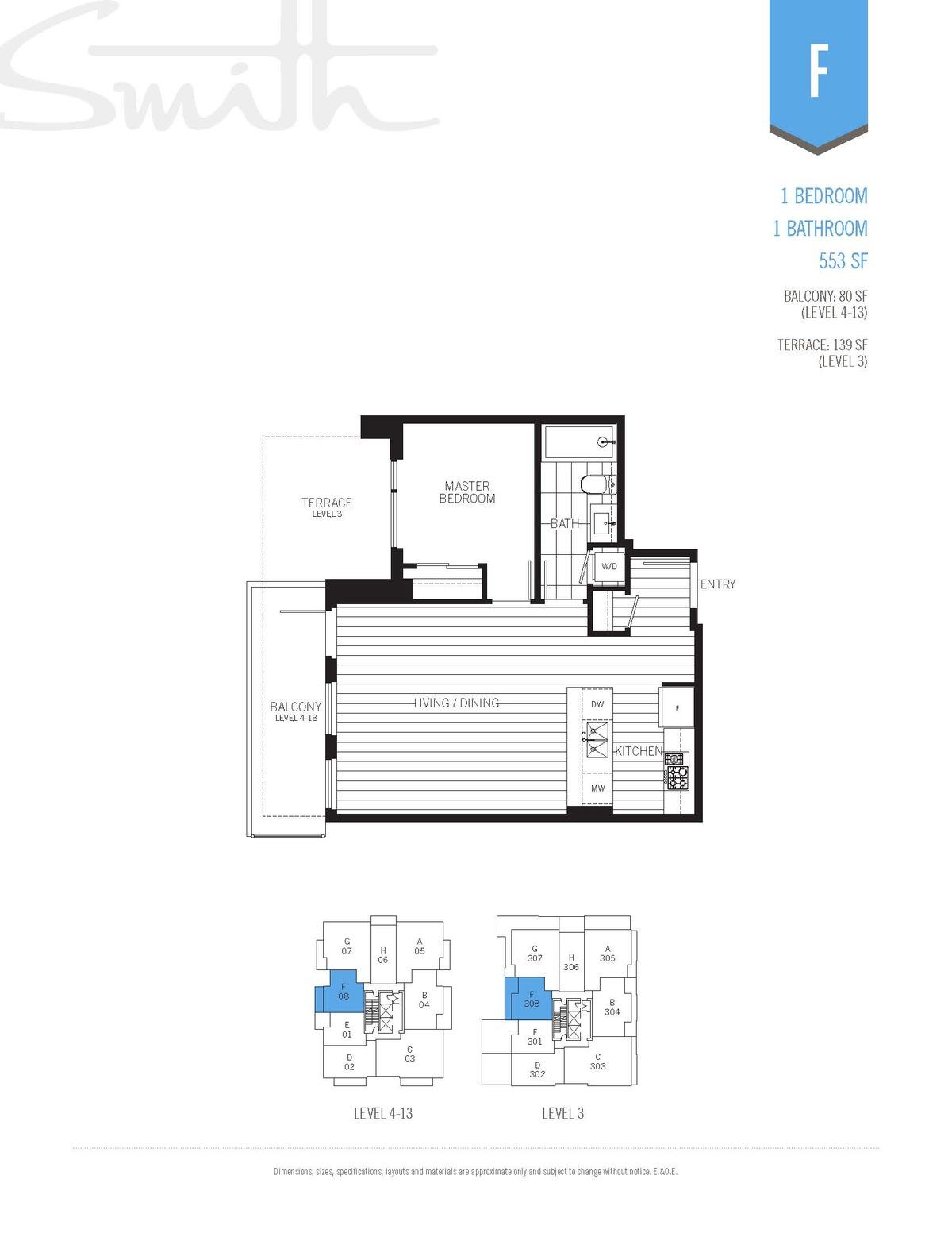 Smith Floorplan F