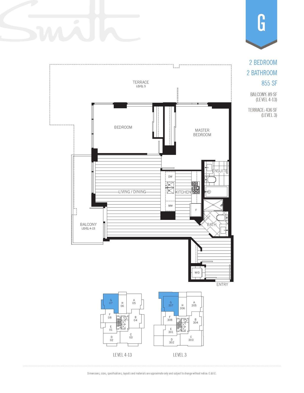 Smith Floorplan G