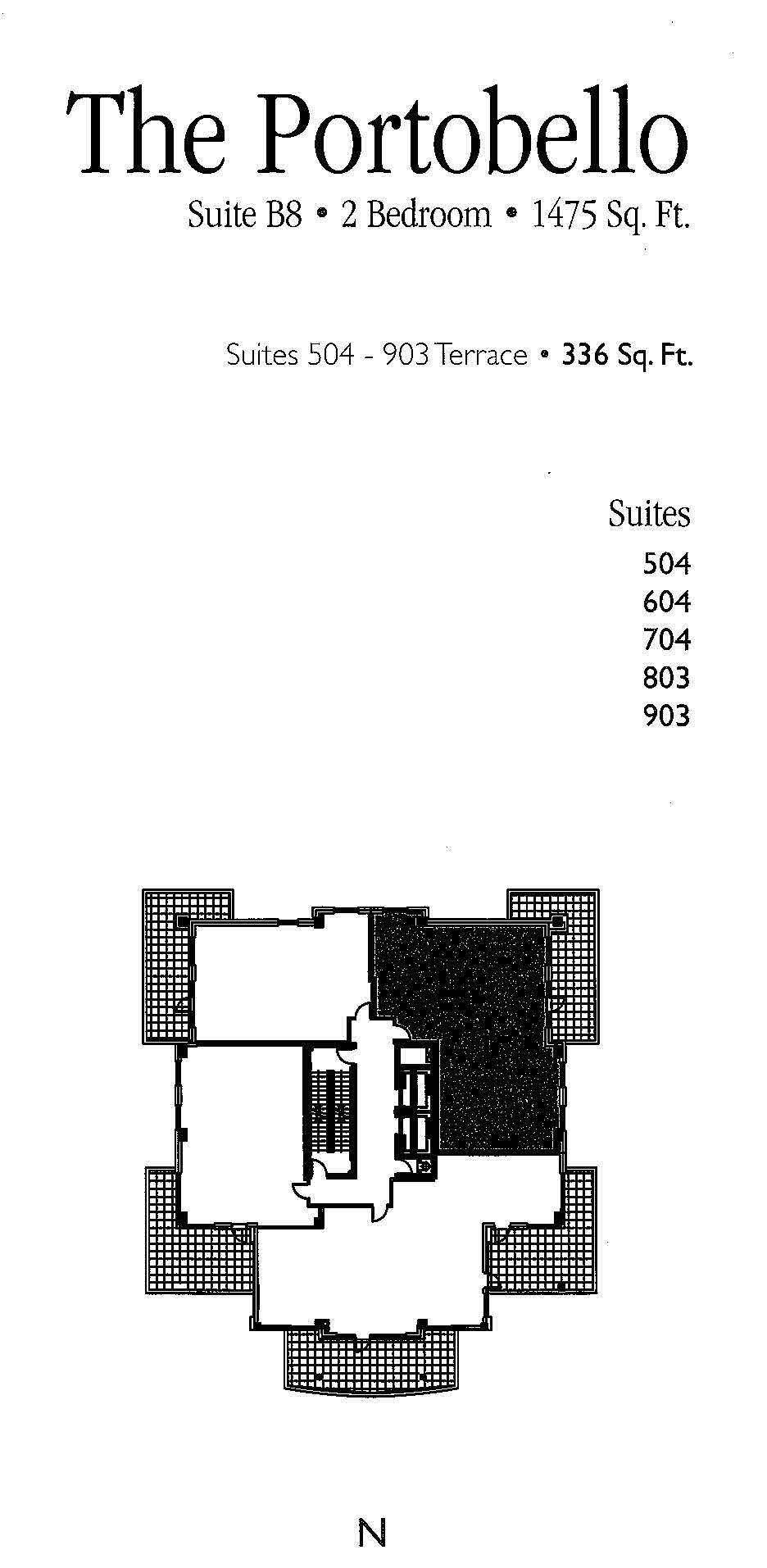 The Portobello Churchill Floor Location