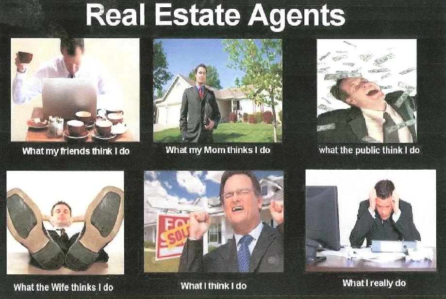 real estate appraiser career