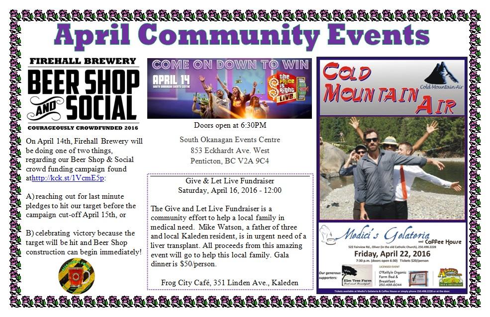 Community Events April 2016.jpg