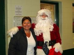 Cathy/Santa
