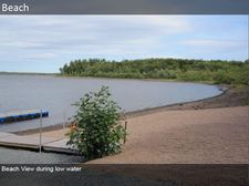 Macquapit Lake Waterfront Lot for sale:    (Listed 2012-04-15)