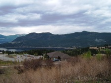 Sorrento/Blind Bay Lakeview Lot for sale: The Highlands   (Listed 2016-02-10)