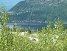 Blind Bay Lakeview Lot for sale:    (Listed 2017-06-06)