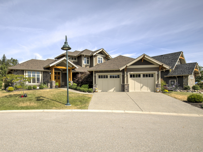 Predator Ridge House for sale: 4 bedroom 2,786 sq.ft. Vernon, BC Real Estate