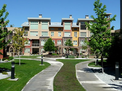 Vernon BC Apartment for sale: The Strand 2 bedroom 1,456 sq.ft.