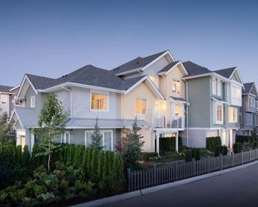 Hampton Cove Townhouse: Fairwinds 3 or 4