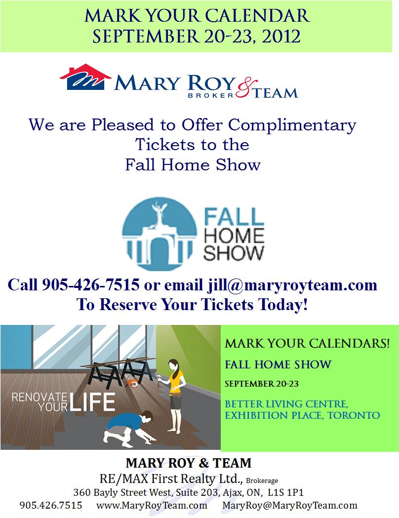 Fall Home Show 2012