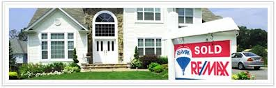 Remax sold banner