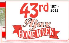 Ajax Home Week 43rd