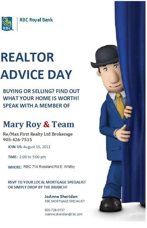 RBC Bank Day Aug 2013